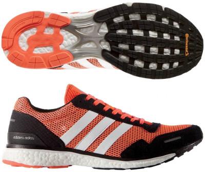 Adidas Adizero Adios Boost 3 for men in